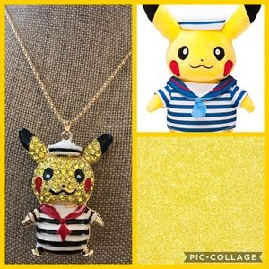 Other - Pokémon Go Pikachu Sailor Necklace